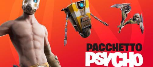 Pacchetto Psycho disponibile! (Fonte immagine everyeye.it)