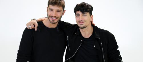 Stefano De Martino e Marcello Sacchetta: la loro amicizia si sarebbe raffreddata.