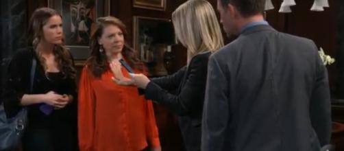 The truth about Nina's daughter needs to come out.(ImGe Source::General Hospital-YouTube screencap.)