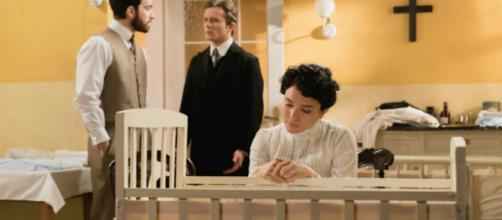 Una Vita, spoiler al 7 settembre: Blanca e Diego apprendono che Moises è in ospedale