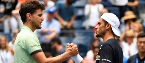 US Open, nuova impresa di Thomas Fabbiano: Thiem eliminato