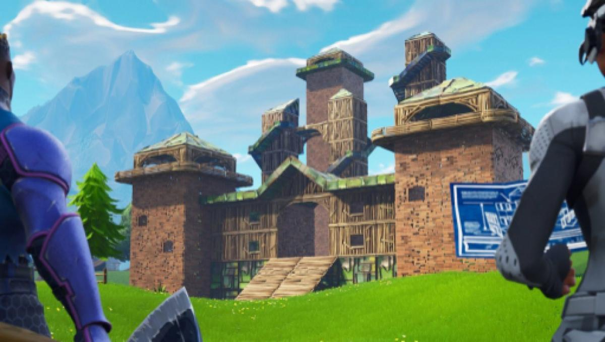 Fortnite' reveals Turbo Building favors players with low