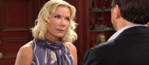 Anticipazioni Beautiful, puntate americane: Ridge litiga con Brooke e trascorre la notte con un'altra donna.
