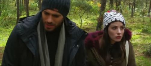 Bitter Sweet, spoiler settimanali: l'Aslan e la Piran si smarriscono nel bosco