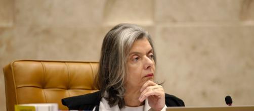 Cármen Lúcia vota pela anulação de sentença imposta por Moro. (Arquivo Blasting News)
