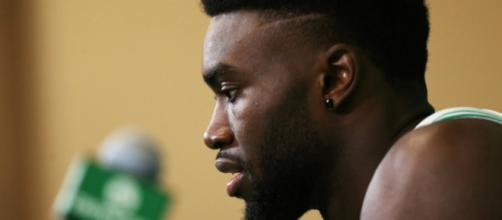 Jaylen Brown is projected to get a lucrative deal this summer or next year – (Image Credit: Biphoo Company/Flickr)