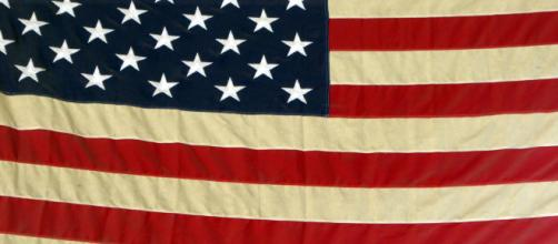 The flag of the United States of America. [image source: Linnaea Mallette- needpix.com]
