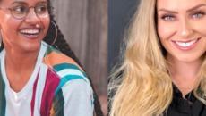 Ex-BBBs Gleici Damasceno e Paula von Sperling se desentendem na web: 'racista'