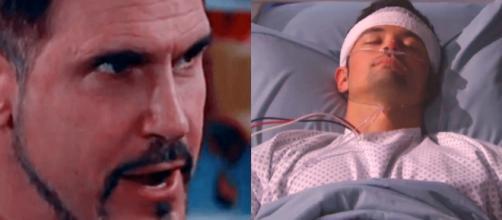 Beautiful, spoiler Usa: Bill e Katie contenti che Thomas sia finito in ospedale