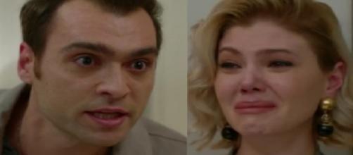 Bitter Sweet, trame: Deniz infuriato dopo aver saputo che suo cognato ha ucciso Demir e Zeynep.