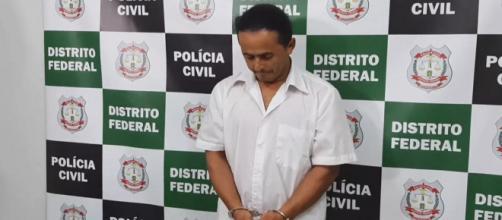 Esposa de Marinésio Olinto afirma que não sabia sobre os crimes (Reprodução/TV Globo)