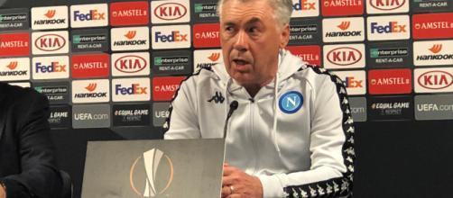 Europa League, Ancelotti al debutto vuole vincere il trofeo ... - juorno.it