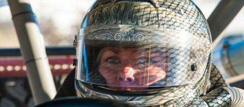 """Jessi Combs, la """"femme la plus rapide sur quatre roues"""", se tue - motor1.com"""