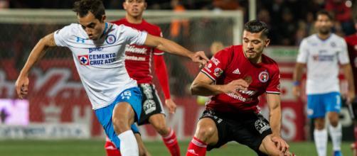 La expulsión de Adrián Aldrete y el mal manejo del partido, sellaron la derrota de Cruz Azul.