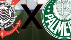 Corinthians x Palmeiras: transmissão ao vivo na Globo e Premiere, neste domingo (4), às 19h