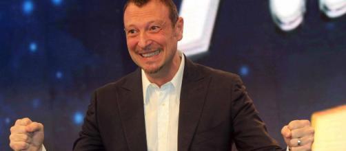 Amadeus conduttore Sanremo 2020