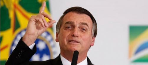 """Bolsonaro atacou """"ideologia de gênero"""" em escola. (Arquivo Blasting News)"""