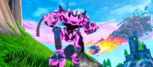 BRUTE mech is getting nerfed in 'Fortnite.' Credit: In-game screenshot
