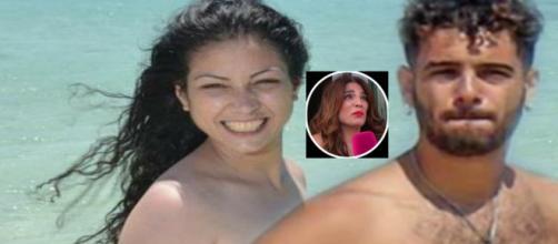 Dakota y Manuel Cortés, hijo de Raquel Bollo y Chiquetete, coquetearon en el cumpleaños de Isabel Pantoja