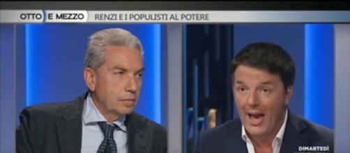 Matteo Renzi querela Antonio Padellaro
