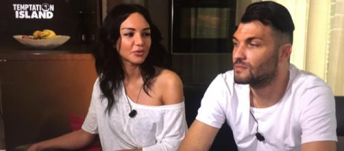 Temptation Island, Jessica Battistiello conferma la frequentazione con Alessandro Zarino.