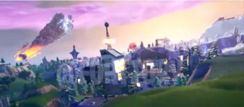 Tilted is said to return with a Western twist to it. [Image source: BULL - Fortnite/YouTube]