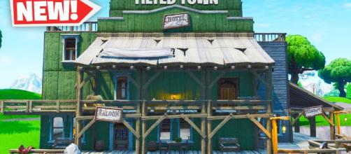 Tilted Town is coming to 'Fortnite.' Credit: Hollow / YouTube