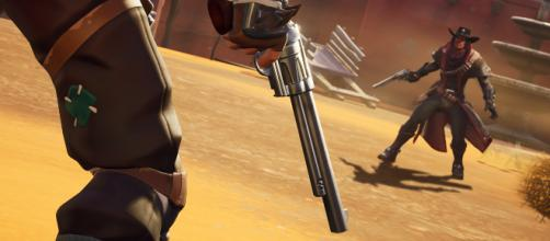 Tilted Town is coming to 'Fortnite.' [Image Source: in-game screenshot]