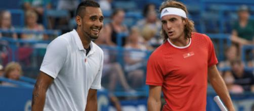 Tsitsipas-Kyrgios, semifinale a Washington: 'diversi, ma tanto in comune' dice Stefanos