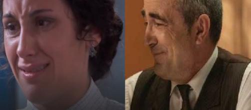Una Vita, trame spagnole: Lolita si sente male, ritorna la figlia di Trini e Ramon