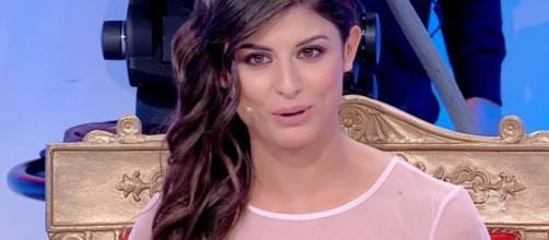Uomini e Donne: Giulia Cavaglià fa chiarezza