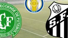 Chapecoense x Santos ao vivo no PFC, neste sábado (31), às 19h