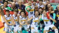 L'Italia Under 19 di volley è campione del Mondo