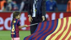 Spagna, calcio in lutto: morta Xanita, la figlia di nove anni dell'allenatore Luis Enrique