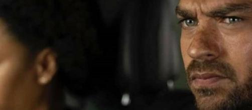 Jesse Williams - Jackson Avery FONTE: Google