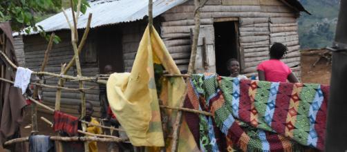 La pobreza, el lugar común en muchas naciones latinas.