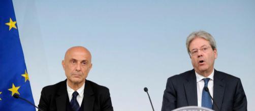 Marco Travaglio vorrebbe Minniti e Gentiloni Ministri del governo Conte 2