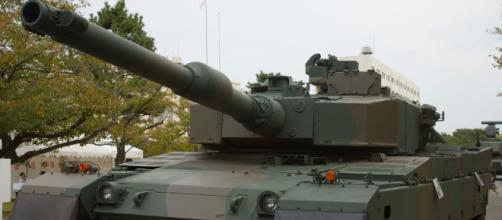 T- 90 tank file photo. Image credit wikipedia.