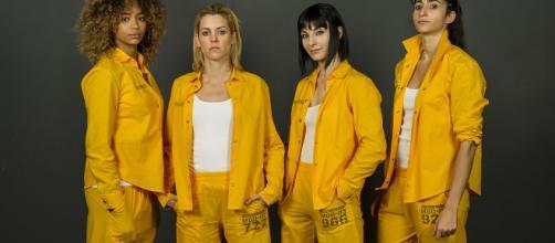 """Vis a vis"" vuelve a Netflix aunque no actualizada"