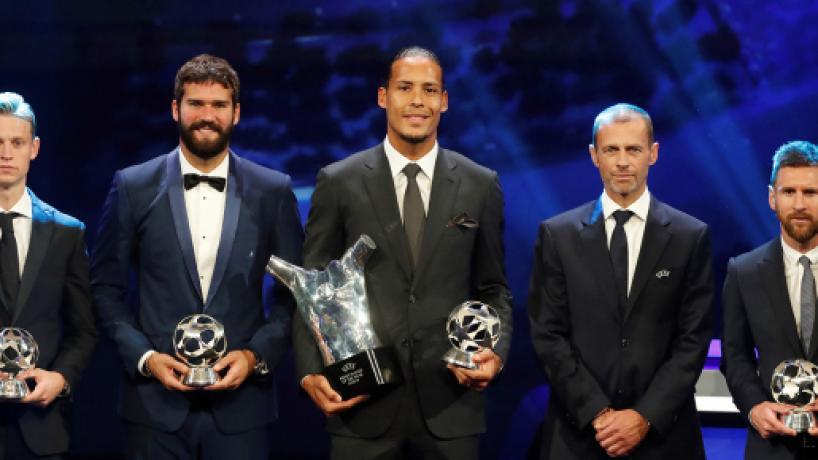 Virgil van Dijk, 5 datos sobre el hombre que superó a Messi y a CR7