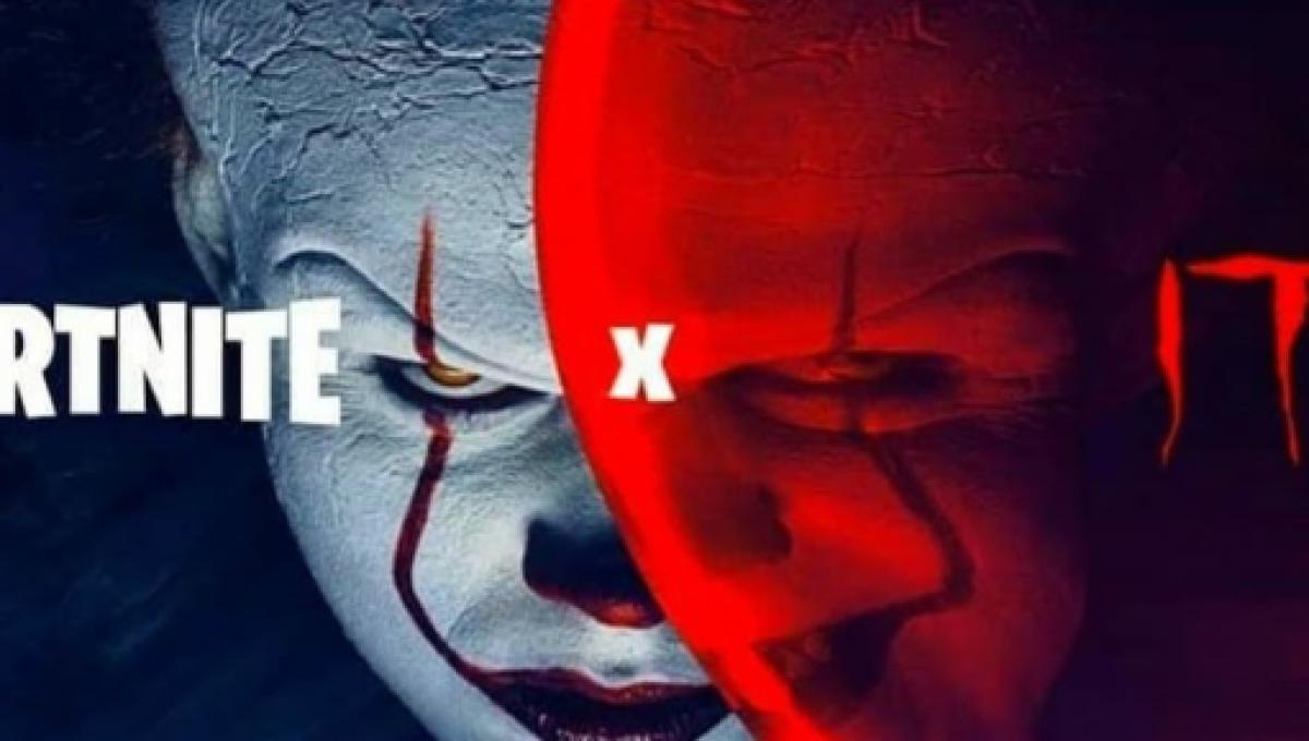 Fortnite:' New leaks reveal crossover with 'IT'