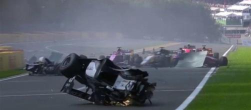 Acidente ocorreu na segunda volta da corrida. (Arquivo Blasting News)