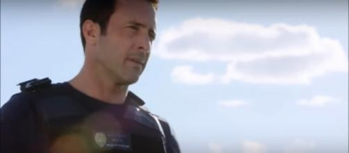 """Hawaii Five-O"" faithful will finally know who took the bullet on the September 27 premiere. [Image source: Tintorera-YouTube]"