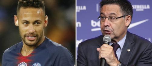 Neymar no será jugador del Barca, por el momento