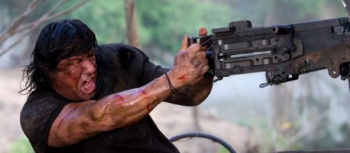 'Rambo 5 Last Blood' – a Sylvester Stallone action movie. [Image source/Furious Trailer YouTube video]