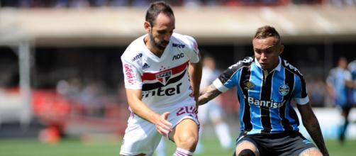 São Paulo não saiu do zero contra os reservas do Grêmio. (Arquivo Blasting News)