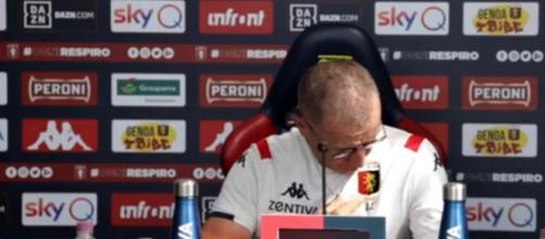 Verso Genoa-Fiorentina, Aurelio Andreazzoli in conferenza: 'Passato in viola un piacere ma adesso penso al Grifone'