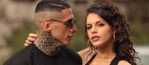 Francesco Chiofalo e Antonella Fiordelisi nel cast di Temptation Island Vip
