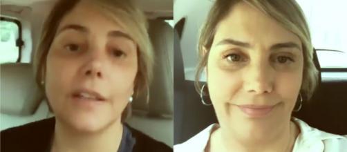 Heloísa Perissé retirou tumor descoberto recentemente. (Reprodução/Instagram/@heloisaperisse)