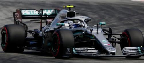 Il pilota della Mercedes, Luis Hamilton